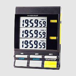 Instrumento de medición de tiempo después de su calibración