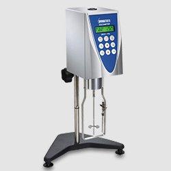 Instrumento para medir viscosidad, saliendo de una calibración