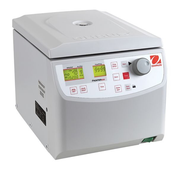 FRONTIER™ SERIE 5000 MICRO CENTRIFUGAS FC5515