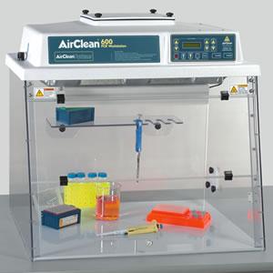 CABINA COMBINADA PARA PCR